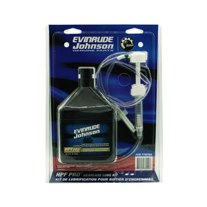 Evinrude Pro Gear Lubricant 32 oz. Kit with Pump