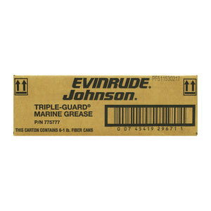Triple Guard Marine Grease 1 LB. (6 pack case)