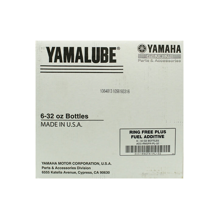 Yamalube Ring Free Plus 32 Oz.- Case