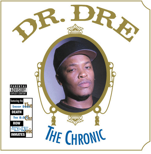 Dr. Dre - The Chronic [Explicit Content] LP Vinyl