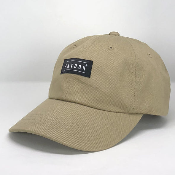 Zatoon (Tan) Dad Hat