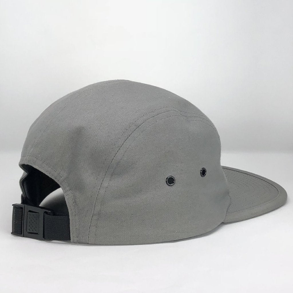 Zatoon 5-Panel (Grey) Hat