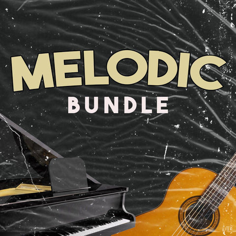 Melodic Bundle - 320 Melodic Loops
