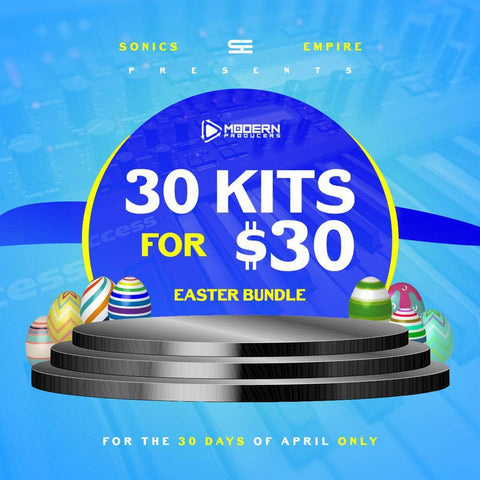 EASTER BUNDLE 2021 - 30 Top Producer Kits for $30 (Limited time!)