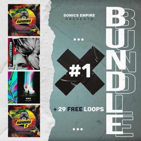 #1 Bundle - 146 Sample Loops