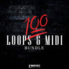 100 Loops & MIDI - Bundle