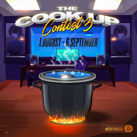 THE COOK UP CONTEST 3 - Over $3000 of Prizes!