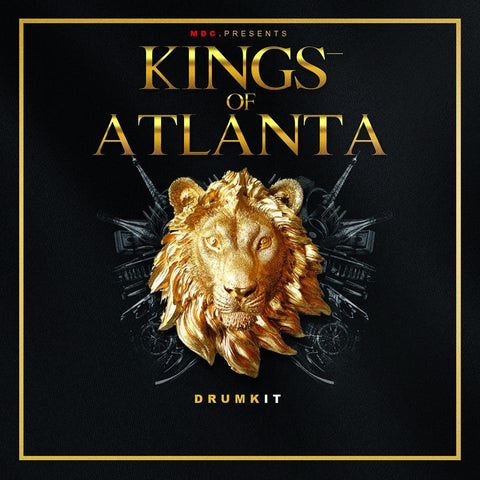 Kings Of Atlanta Drumkit - Dirty South & Trap Drums