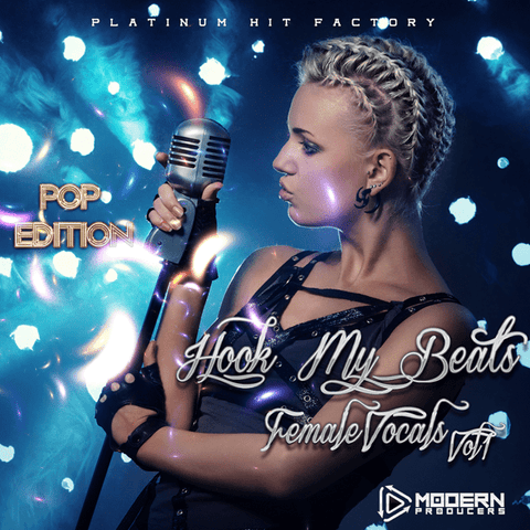Hook my beats female vocals vol.1