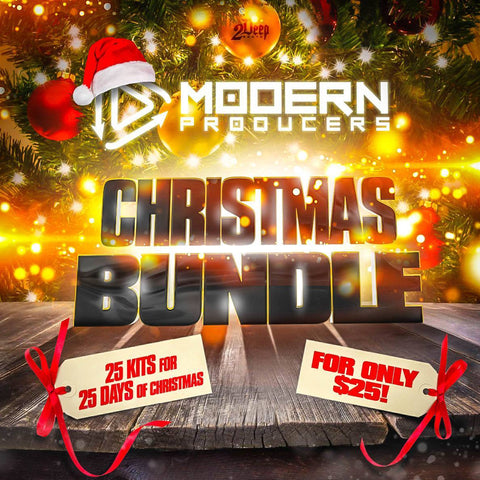 CHRISTMAS BUNDLE 2018 - 25 Top Producer Kits for $25
