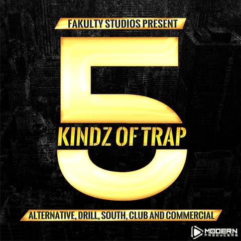 5 kindz of trap