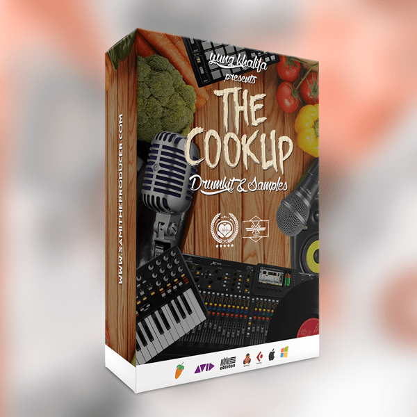 The Cook Up Drumkit & Samples