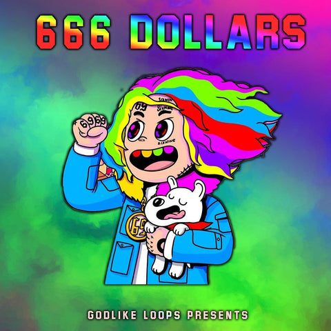 666 Dollars - Beat Kits, Drums & MIDI