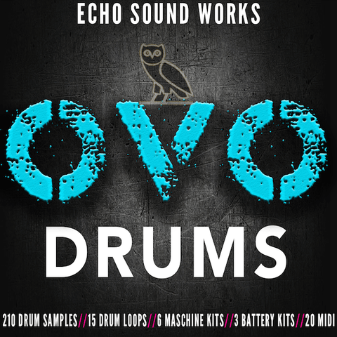OVO Drums (Drum Samples + Presets)
