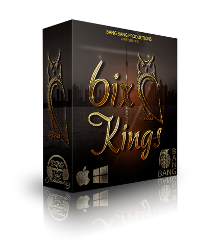6ix Kings (Drake & The Weeknd Kit)