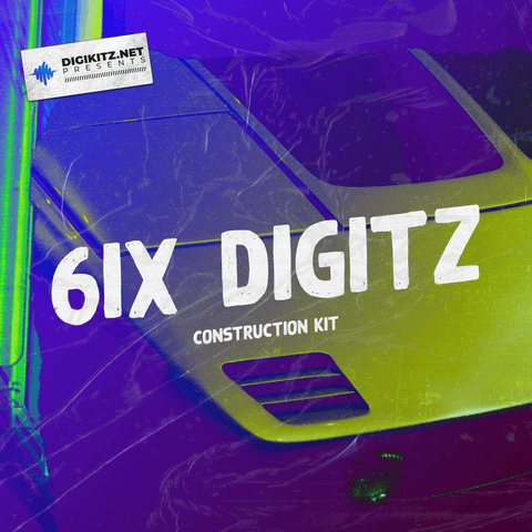 6ix Digitz - Construction Kits