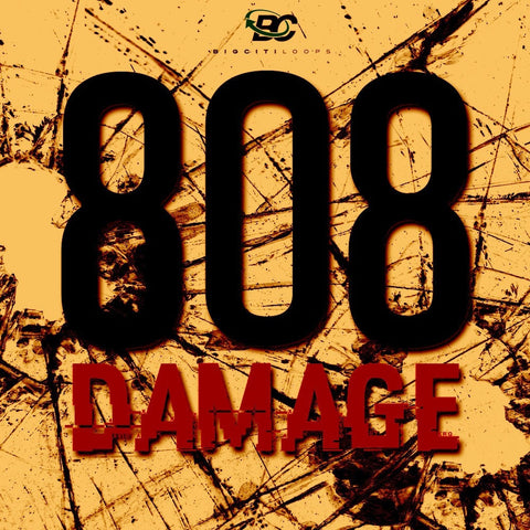 808 Damage (Construction Kits Pack)