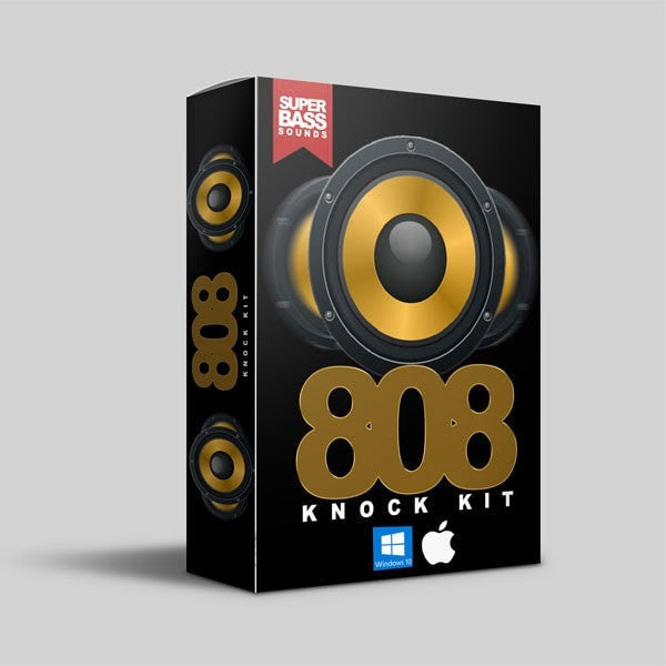 808 Knock Drum Kit