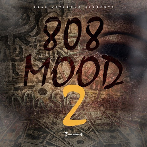 808 Mood 2 (Trap Construction Kits)