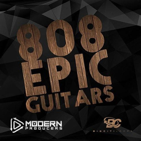 808 Epic Guitars
