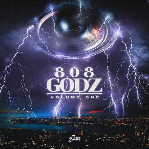 808 Godz - 808 Drum One-Shots