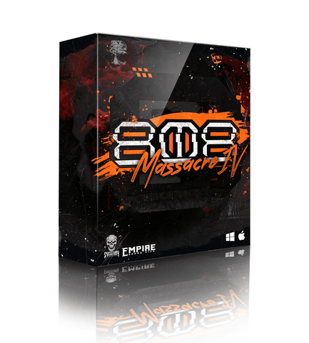 808 Massacre IV VST