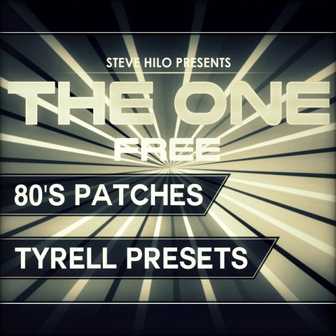 80's Patches - U-He Tyrell N6 Presets