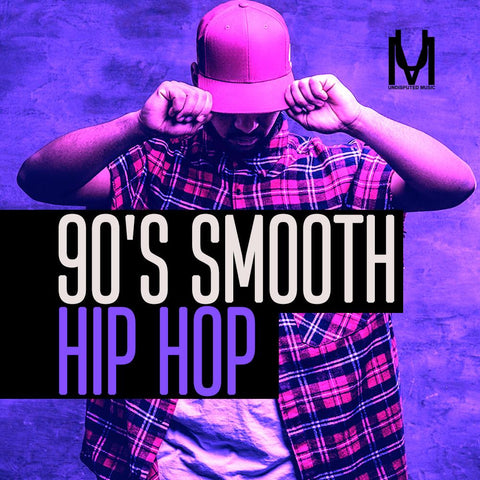 90s Smooth Hip Hop - Construction Kits