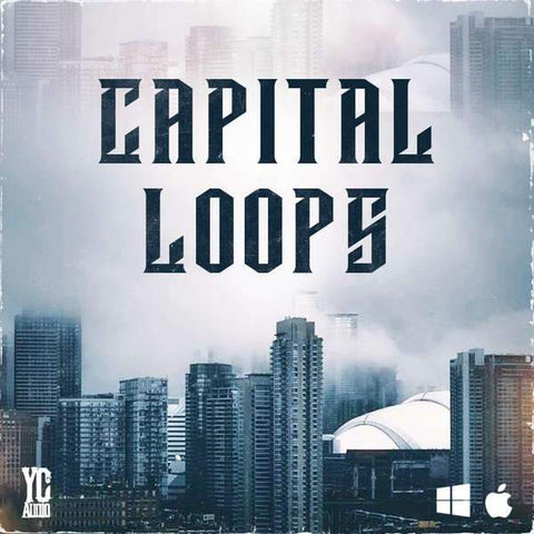 Capital Loops - Melodic WAV Loops