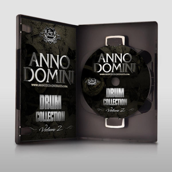 Anno Domini Drum Collection 2