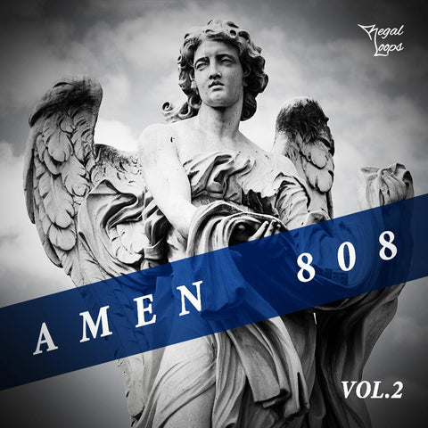 Amen 808 Vol.2 - Modern Trap Loops & One-Shots
