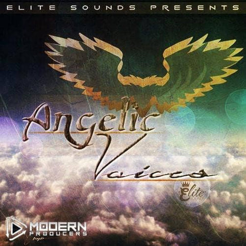 Angelic Voices Vol.1 (Vocal Kit)