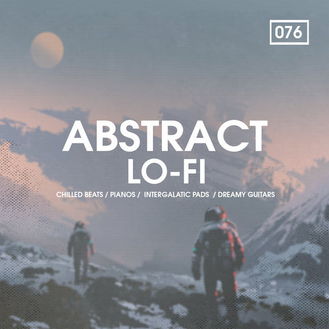 Abstract Lo-Fi - WAV & Rex2 Loops