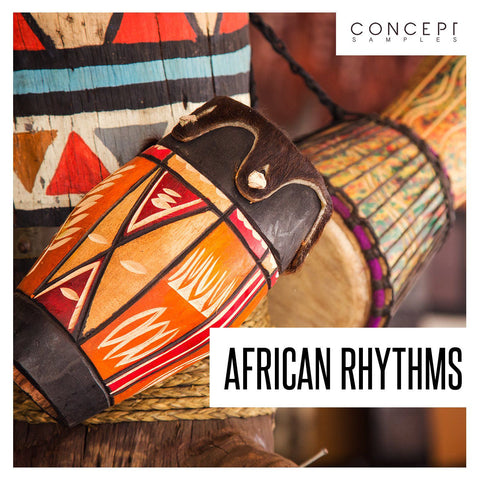 African Rhythm - Percussion Loops