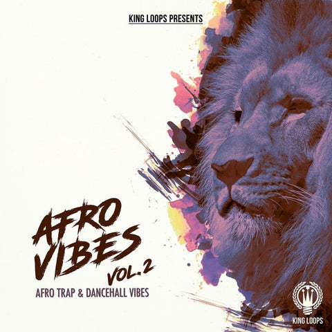 Afro Vibes Vol.2 - Afro Trap & Dancehall Construction Kits