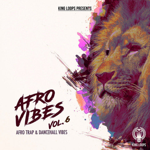 Afro Vibes Vol.6 - Afro Trap Beats