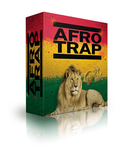 Afro Trap Bangaz - Construction Kits