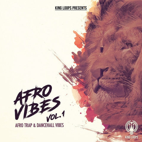 Afro Vibes Vol.1 (Afro Trap & Dancehall Kits)