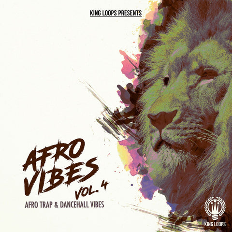 Afro Vibes Vol.4 - Afro Trap Loops & MIDI
