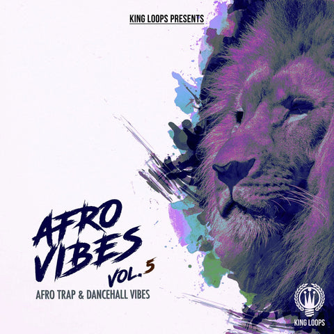 Afro Vibes Vol.5 - Afro Loops & MIDI