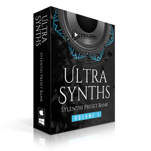 Ultra Synths Vol.1 (Sylenth1 Presets)