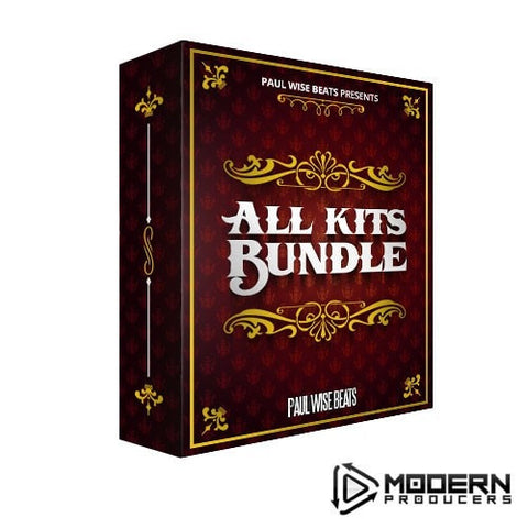 Paul Wise Beats All Kits Bundle