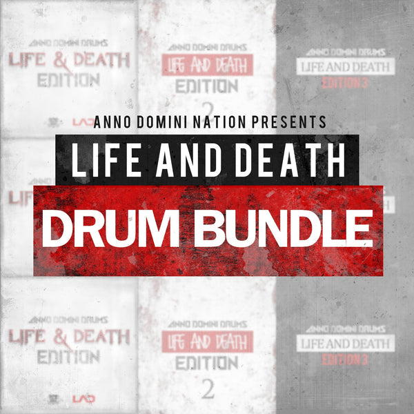 Anno Domini Drums: Life And Death Bundle