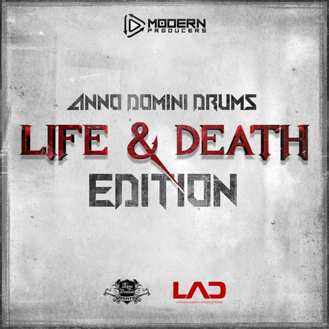 Anno Domini Drums: Life And Death Edition