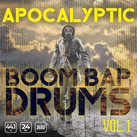 Apocalyptic Boom Bap Drums