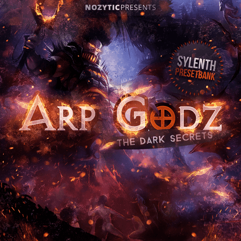 Arp Godz (Sylenth Bank) - 32 Sylenth1 Presets
