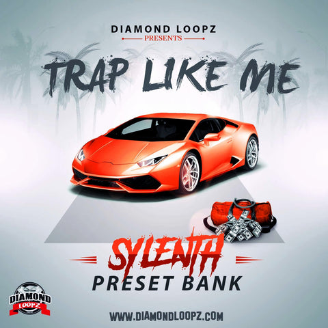 Trap Like Me (Sylenth Bank) - 90 Premium Presets