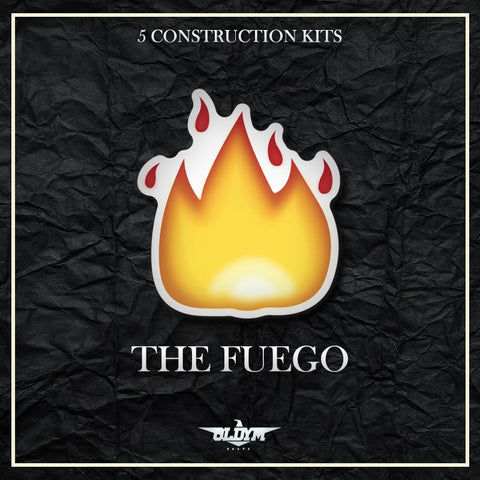 The Fuego Kit - Hard & Dark Trap Beats