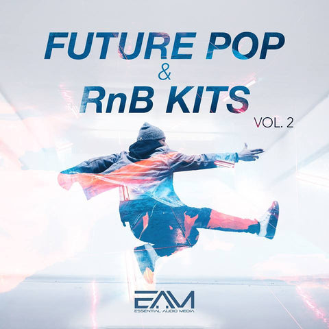 Future Pop & RnB Kits Vol.2 - Loops, One-Shots & Presets