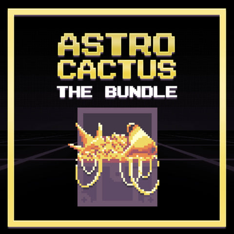 ASTRO CACTUS BUNDLE - 4 Best-Selling Kits in 1